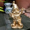 Gold Gnome Duo