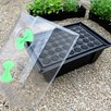 Large Heated Hydropod Cutting Propagator with 2 x 45cm Lights and Heater