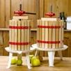 Fruit Press including Pulp Bag & Fruit Mill Crank Handle